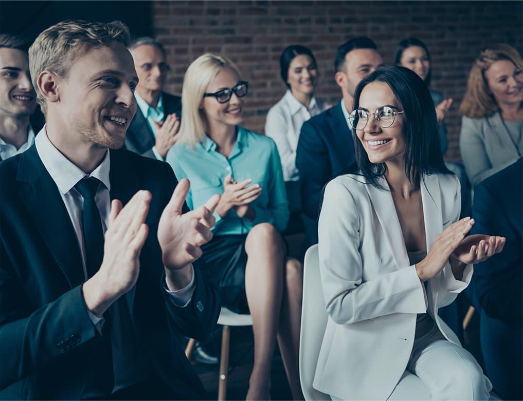 Séminaires pour brokers en ligne