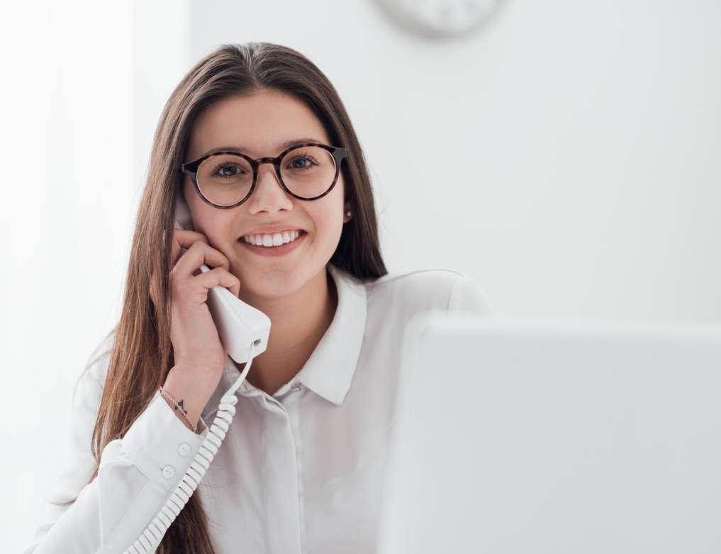 Segreteria e staff: l'agenzia immobiliare perfetta
